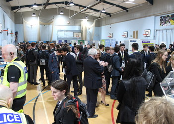 Careers day overview