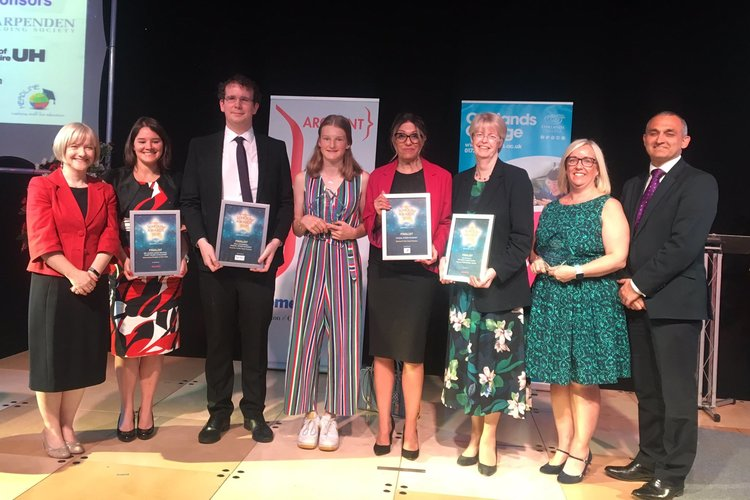 Herts Ad School Awards 2019