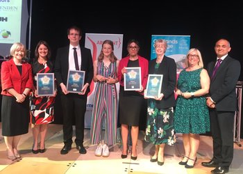 Double Win at Herts Advertiser School Awards 2019